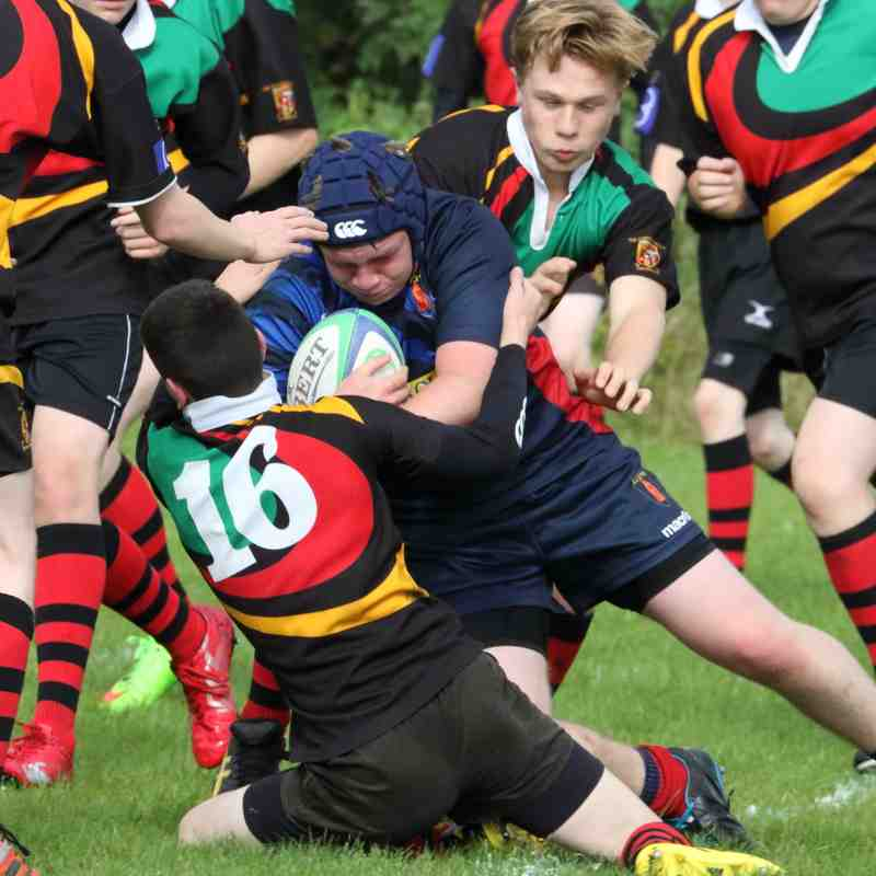 Nicolson Institute vs Gordon Schools 06.09.16