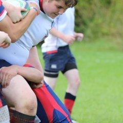 SYRFC U16's v Ross Sutherland 10.09.16