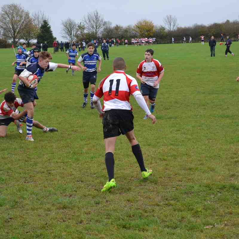 KRFC v Wellingborough 081115