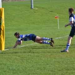 U15s triumph in the end