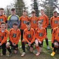 Knebworth Football Club vs. Frontiers Youth Panthers
