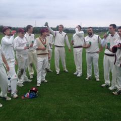 1st XI Roy Smith league champions