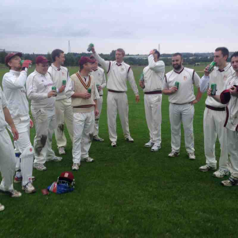 1st XI Roy Smith league champions