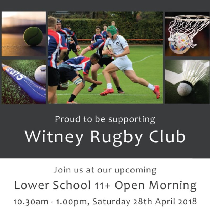 Bloxham school supporting development of Rugby players