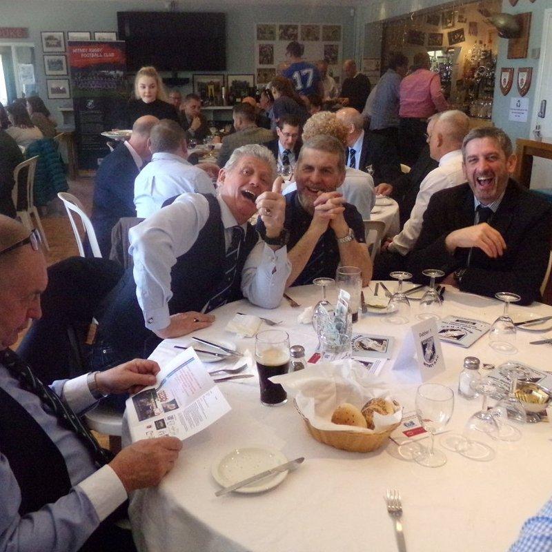 Chairmans Lunch 26th Jan V Strattford