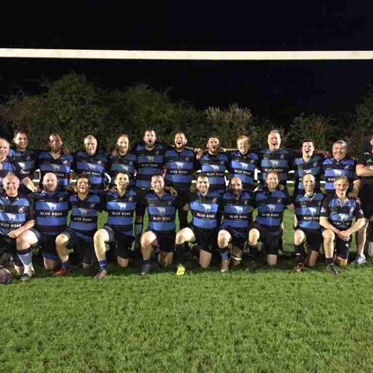 Vets Final Friday 27th April @ Henley RFC 7.45pm kick off after the shield game