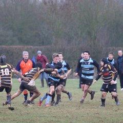 Witney Academy v Marlow B League Match