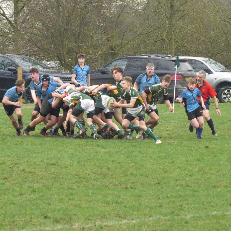 U16s edged out by Woodbridge in EC runners-up final