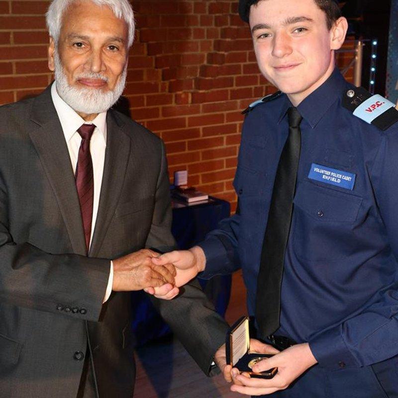 Young Old Grammarian wins Jack Petchey Award