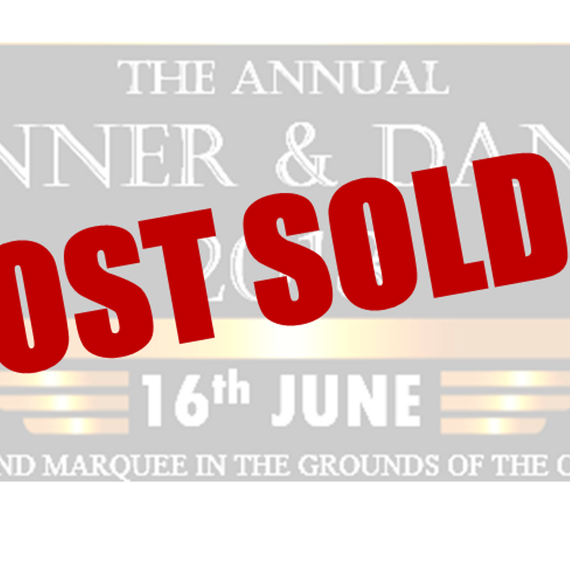 Dinner & Dance | 16th June 2018