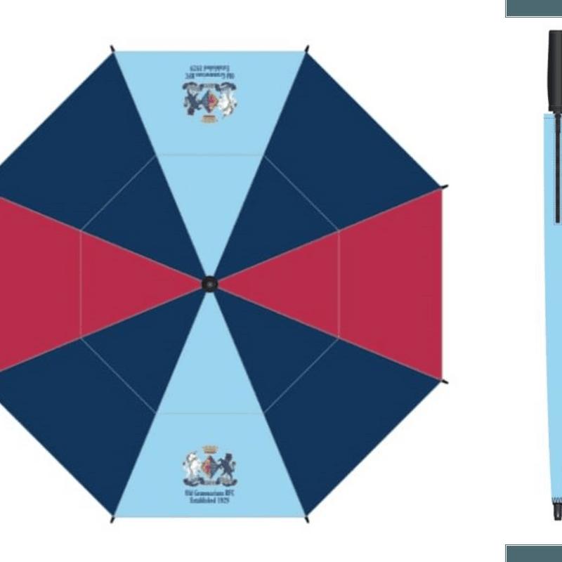 OGRFC Golf Umbrellas