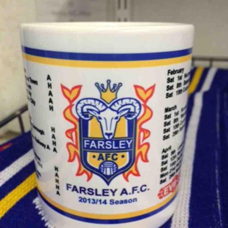 Farsley AFC Mug