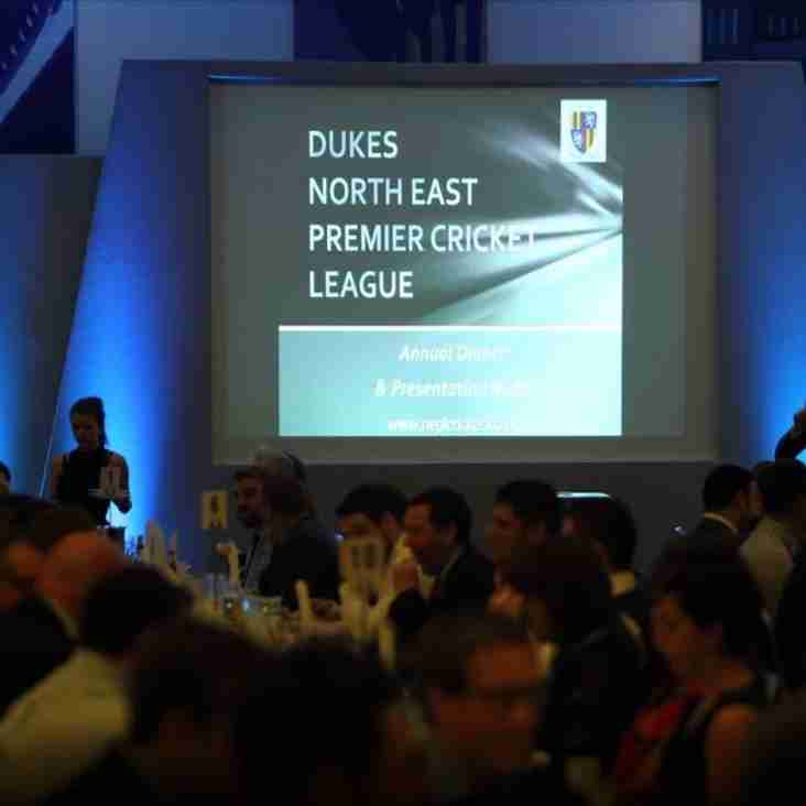 North East Premier League - Annual Dinner Shortlist