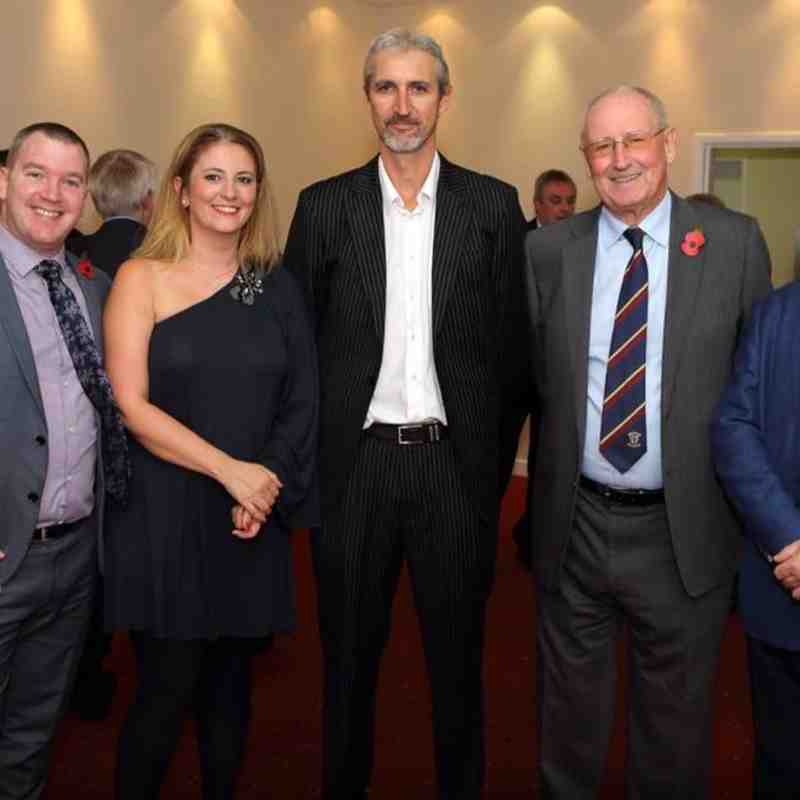 North East Premier League Presentation and Dinner 2015