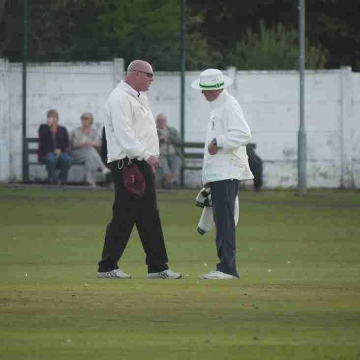 Umpire makes NEPL History