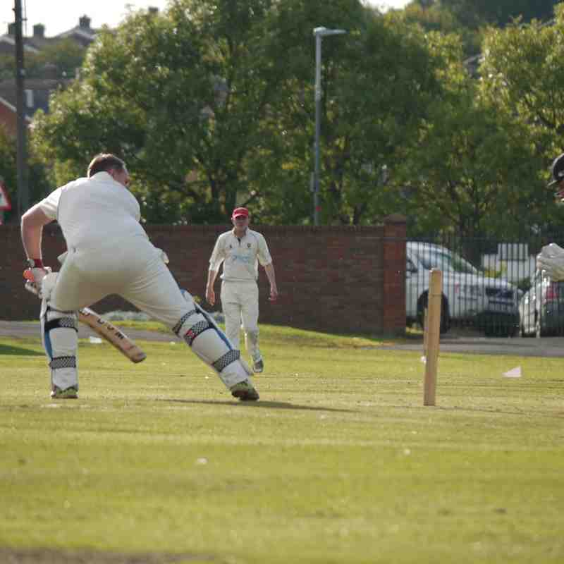 North East Premier League Play off 2015 - South Hetton v Mainsforth - Saturday 19th September