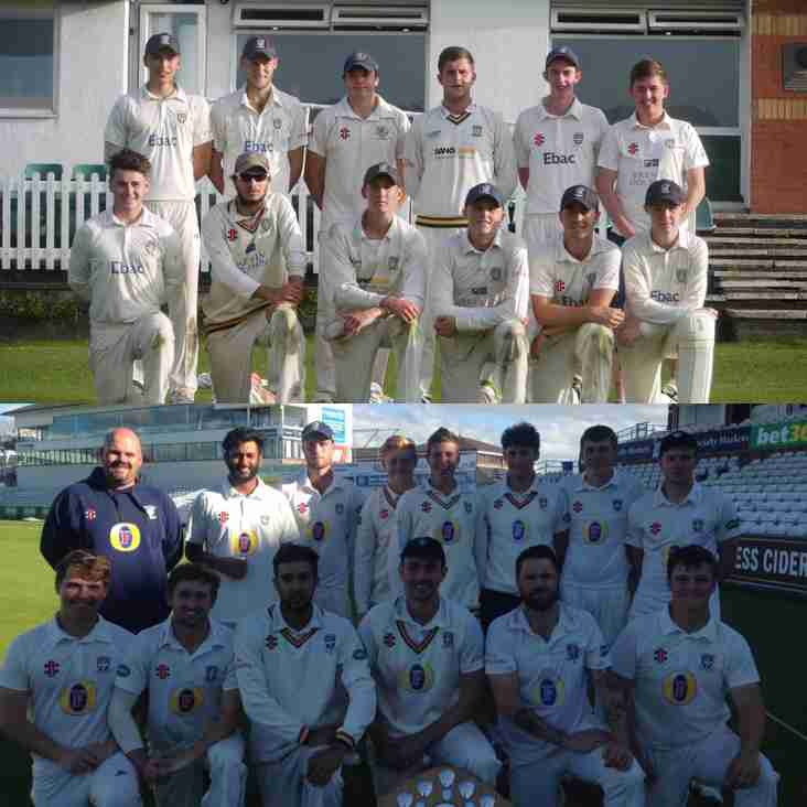 2XI and Under 19s pick up National Honours