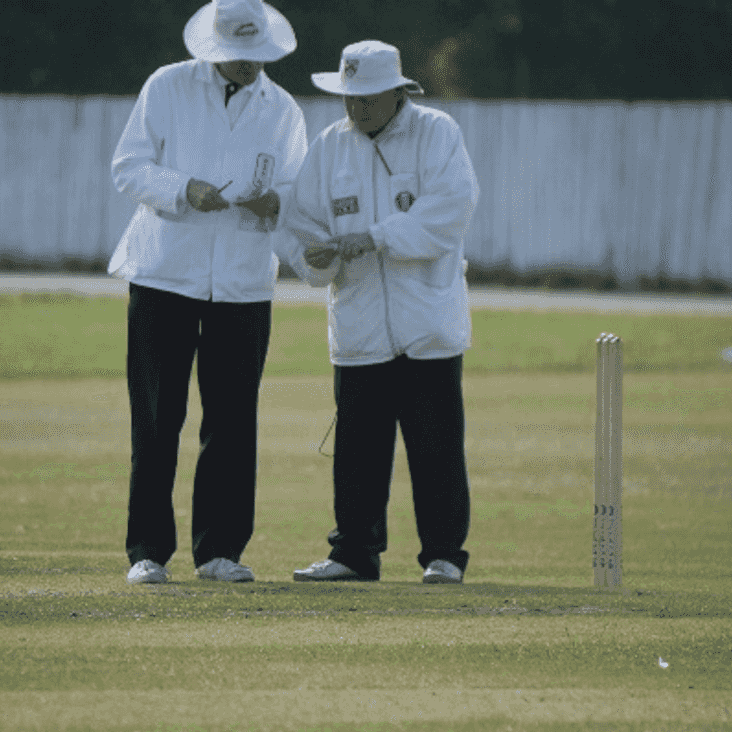 Free Introduction to Umpires Course