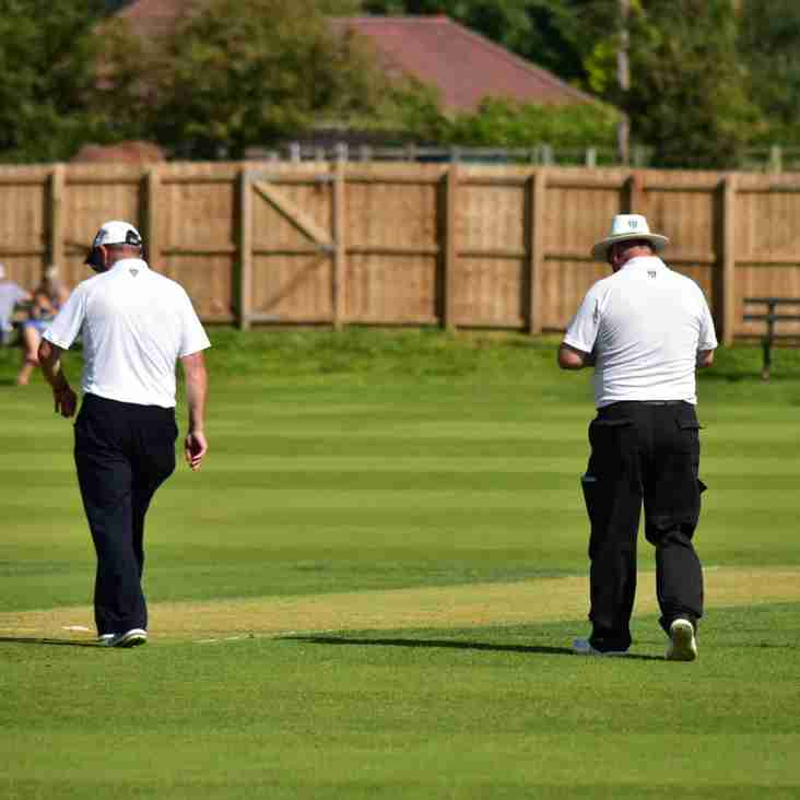 End of Season Umpires Report 2019