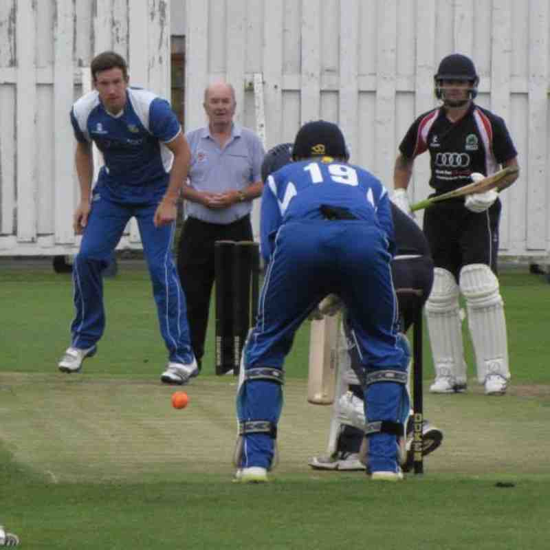 Peter Brown - NEPL Cricket Umpire