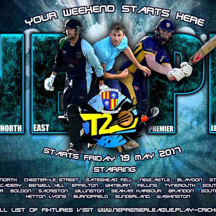 NEPL T20 Competition starts this month