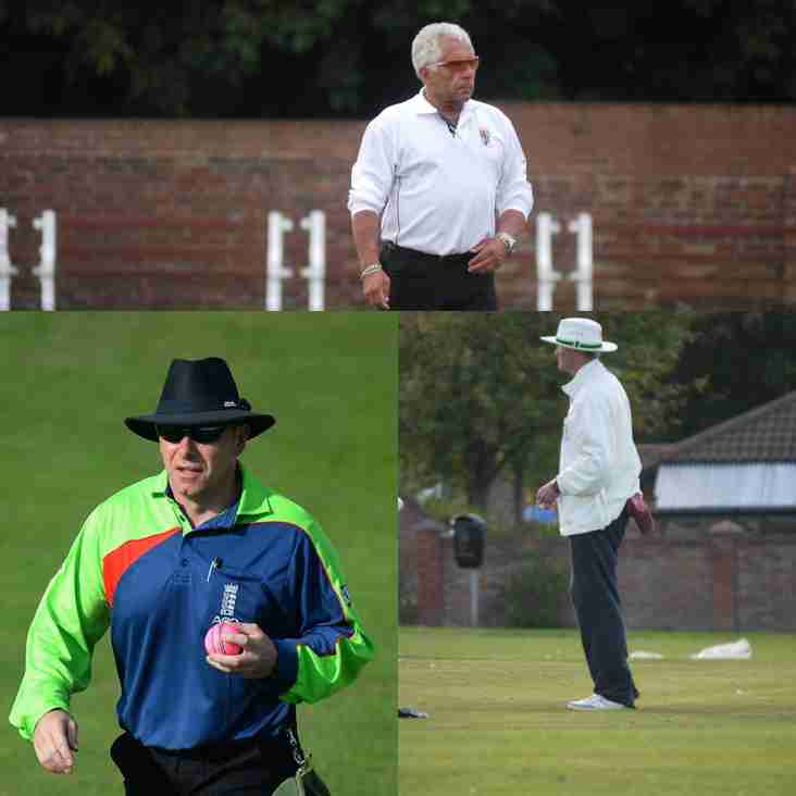 1XI Finals Day Umpires Appointed