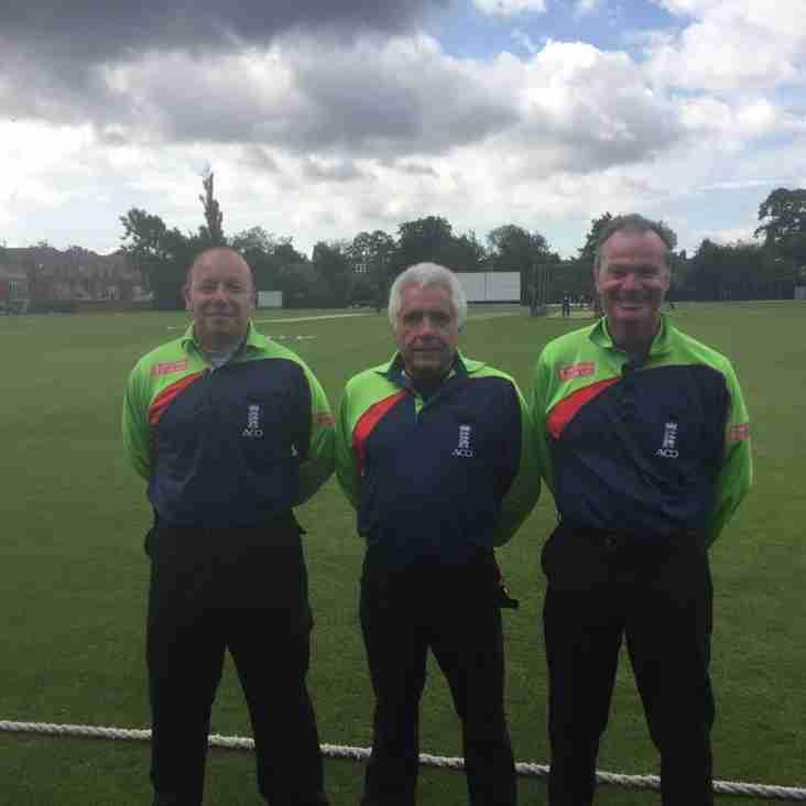 NEPL Post Season Umpires Meeting