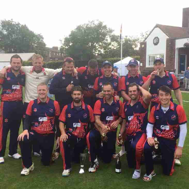 Good Luck to South Northumberland in the NatWest T20