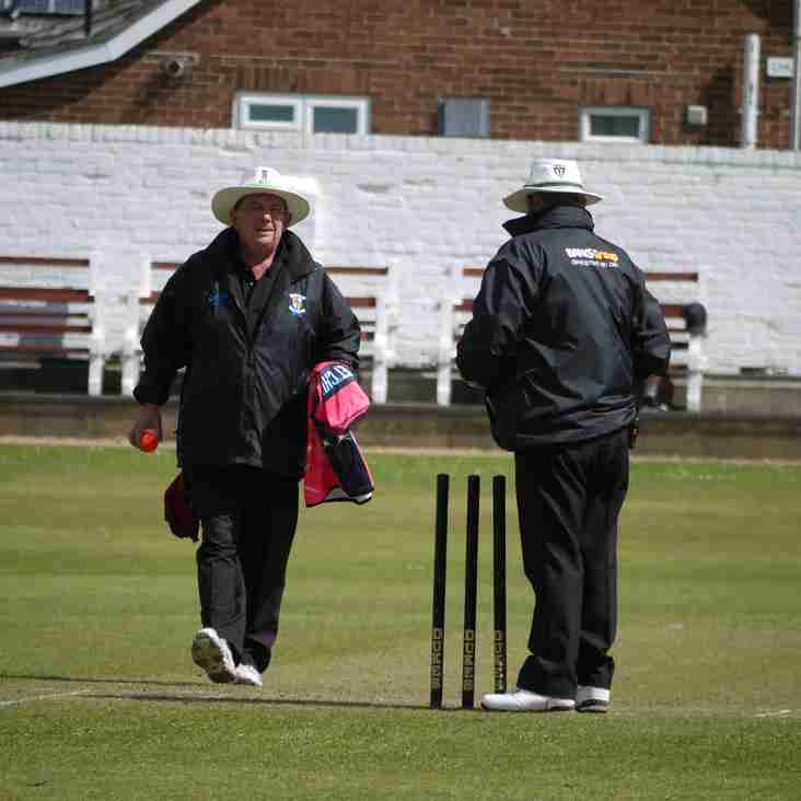 2XI Finals Day Umpires Appointed