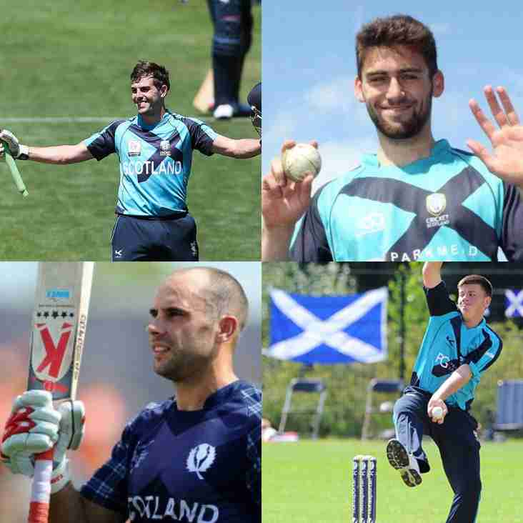 NEPL Players feature in Scotland Win over England