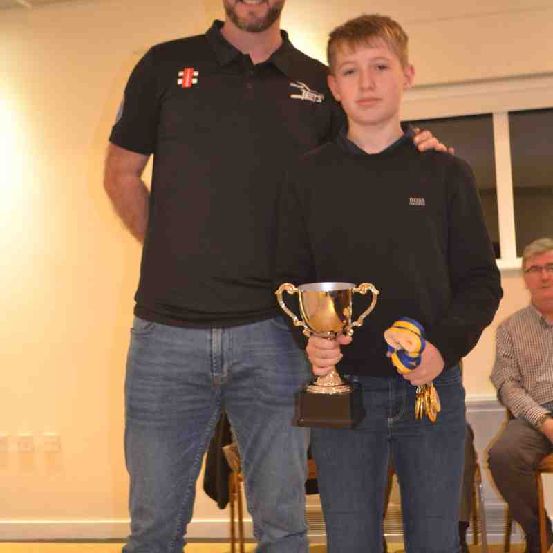 NEPL Junior Presentation Evening - 30th November 2018