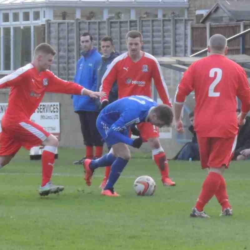 Eccleshill 5-0 W