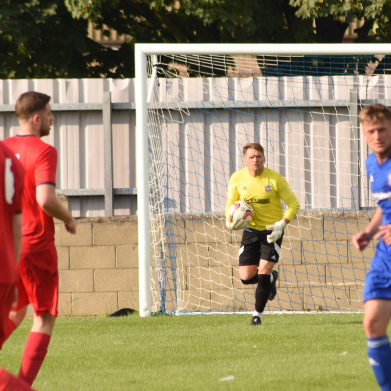 Rossington 2-2