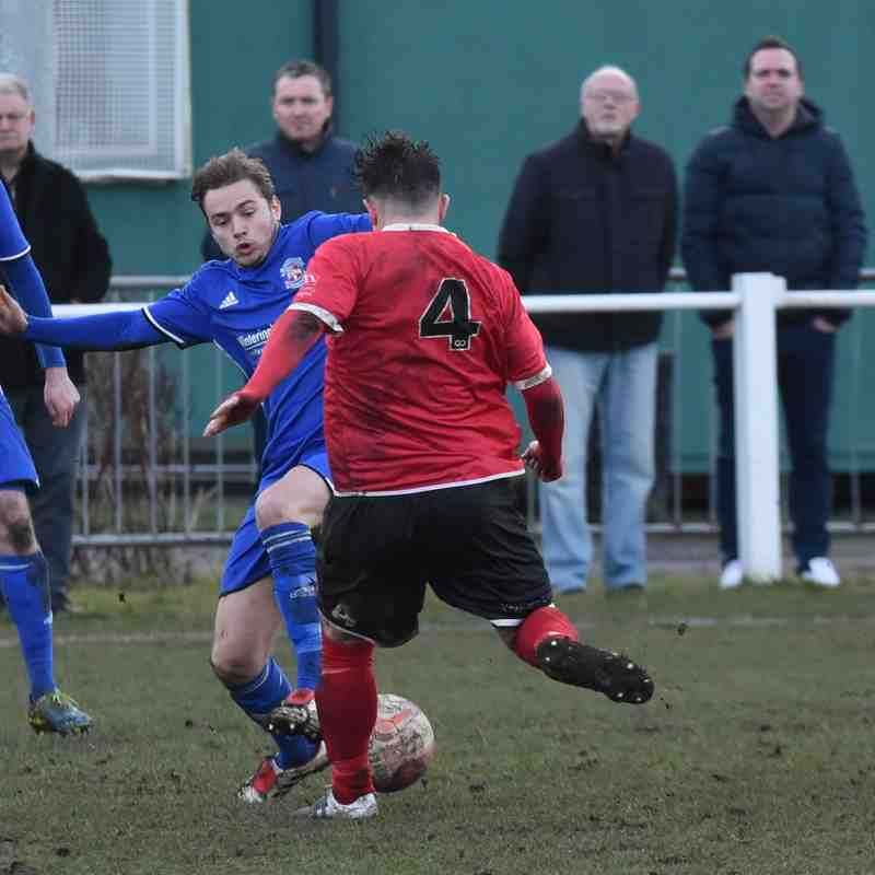 Knaresborough 1-1