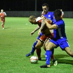 Grimsby Borough 3-0 L