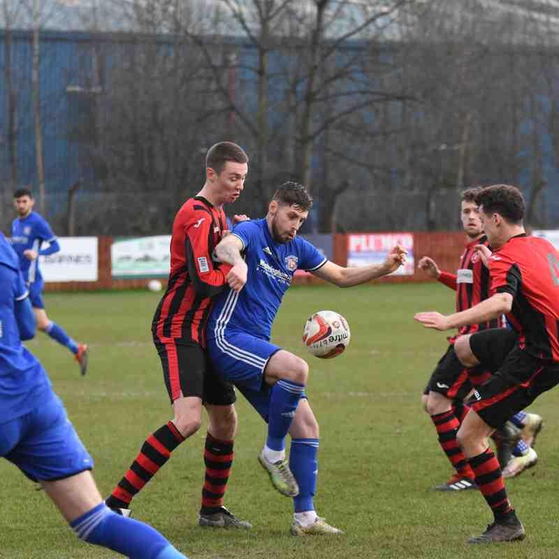 Dronfield 3-0 L