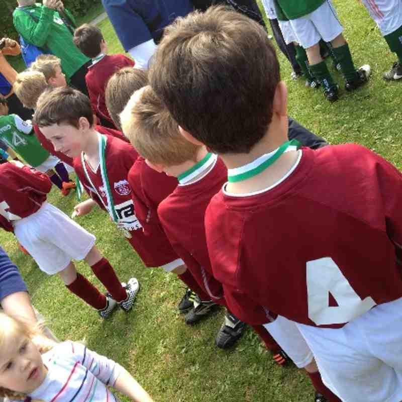 Shankill Fc football blitz