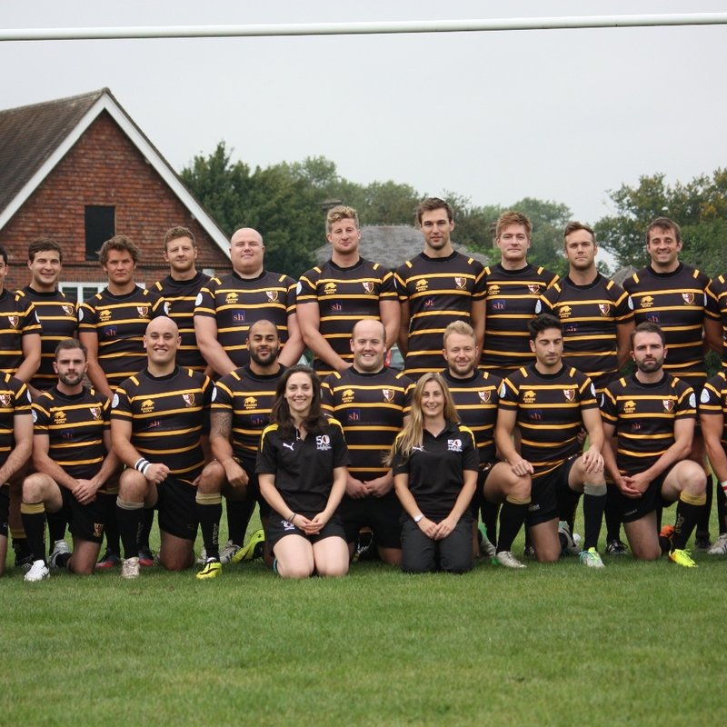 1st XV beat Ealing Amateurs 33 - 31