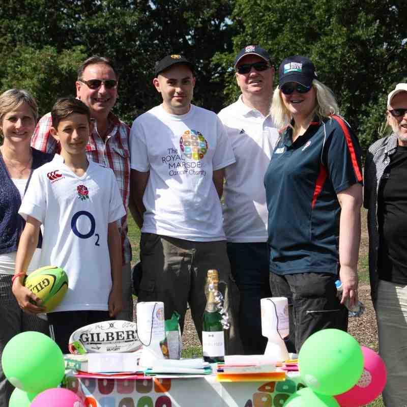 Testicular Cancer Fundraiser
