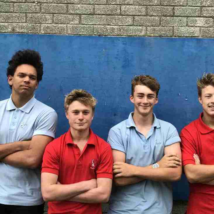 Penryn's New U16s Shave Heads For Cancer Research
