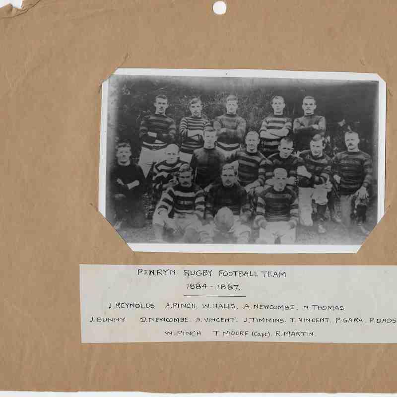 1884 Team Photo
