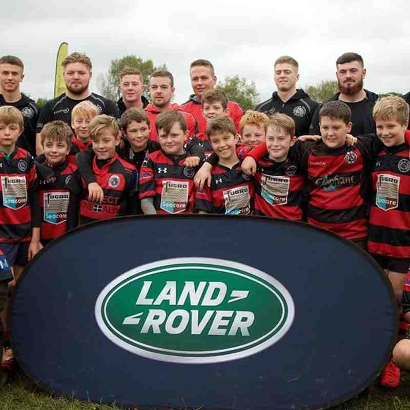 U12s Land Rover Cup