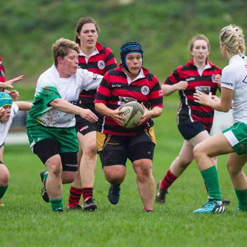 Penryn Ladies v Newton Abbot 15th Oct 2017 by Isabel Pearce