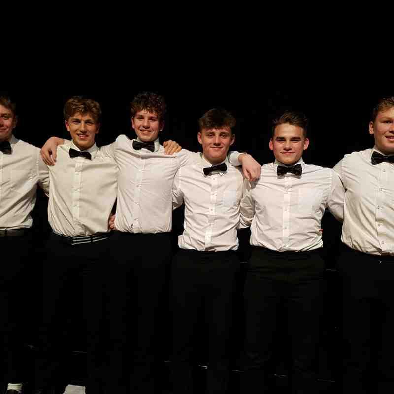 U16s Christmas Choir
