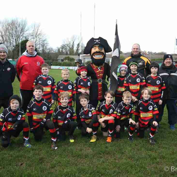 New Year's Eve To Remember For U9s!