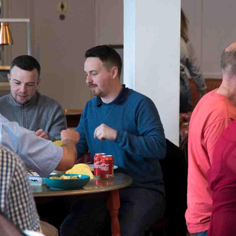 Penryn RFC Volunteers Lunch - 14th April 2018 by Billie Fletcher