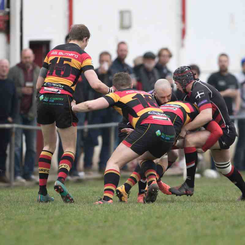 Penryn v Saltash - 14th April 2018 by Billie Fletcher