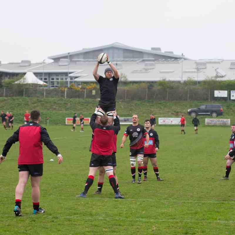 Penryn v Saltash - 14th April 2018 by Alexander Melling