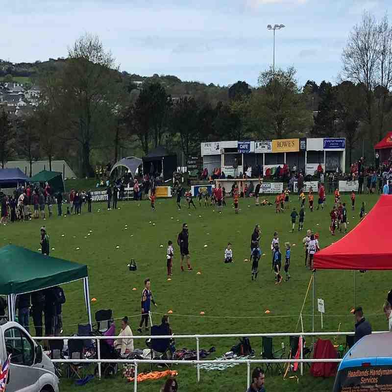 U7s & U8s Cornwall Tag Festival