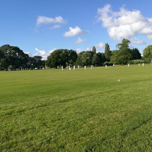 Chairman Parky takes Westgate over the line as the reigning champions beat Burneside by two wickets